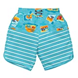 i play. Boys Board Shorts with Built-in Reusable
