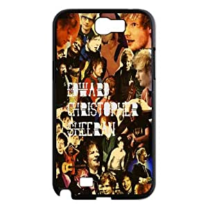 FOR Samsung Galaxy Note 2 Case -(DXJ PHONE CASE)-Ed Sheeran Singer-PATTERN 17