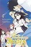 capa de A Certain Magical Index, Vol. 9 (light novel)