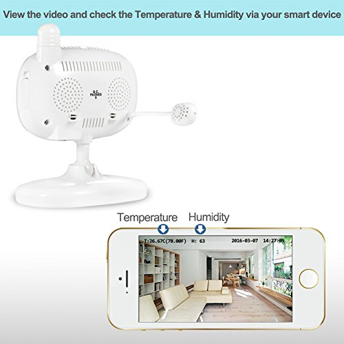 Wansview Full-HD 1080P WiFi Wireless IP Security Camera System