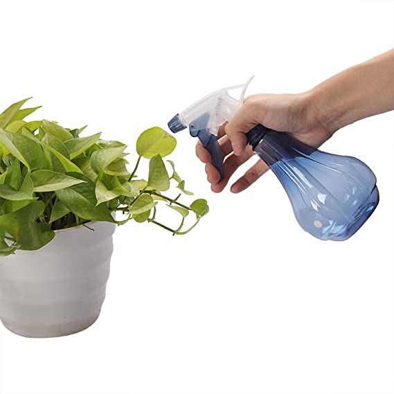 Cleaning Indoor Plants Spray bottle Watering Can Polygonal Adjustable nozzle