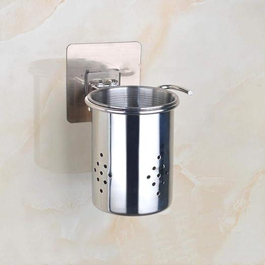 Soporte para secador de Pelo secador de Pelo Titular Baño de Acero ...