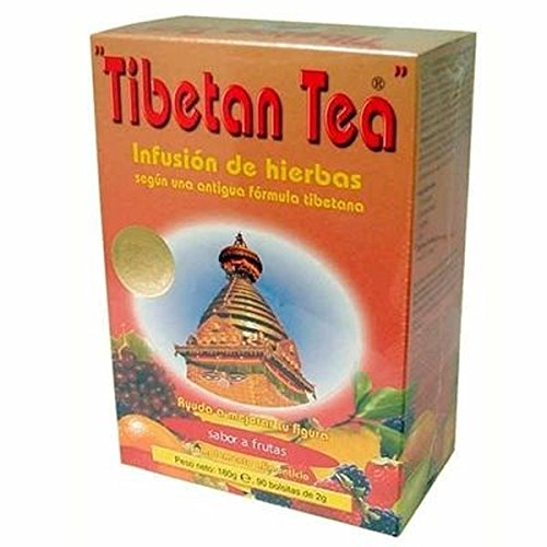 Sabor a Frutas 90 sobres de Tibetan