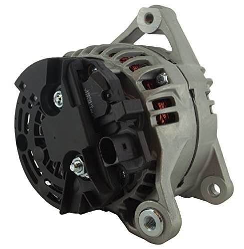 New Alternator Fits Porsche Boxster/Cayman H6 2.7L 3.4L, 911 3.6L 3.8L Manual Transmission 2007 2008