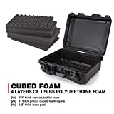 Nanuk 930-1001 Waterproof Hard Case with Foam