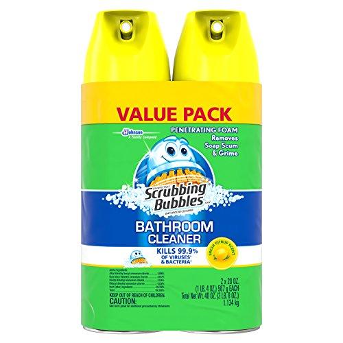 Disinfectant Foaming Bathroom Cleaner - 4