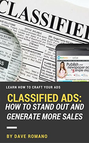 Classified Ads: How To Stand Out And Generate More Sales