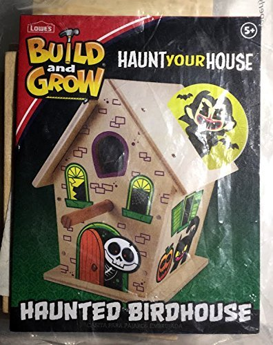 Lowe's Build and Grow Haunted Bird - Cary Store The