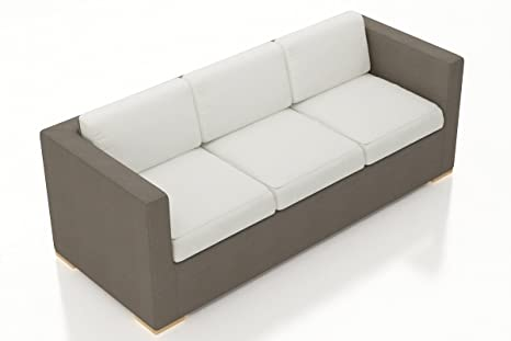 Amazon.com: Harmonia Living HL-ELE-TP-S-CN Element Sofa ...