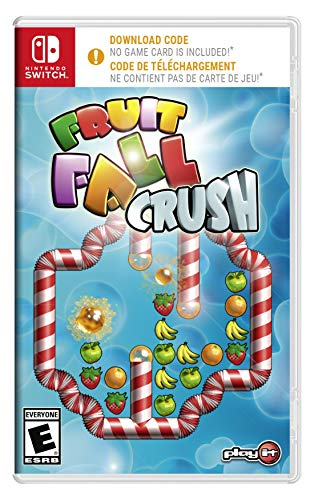 Fruit Fall Crush - Nintendo Switch