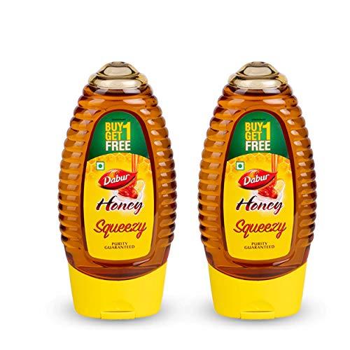 Dabur Honey Squeezy – India's No.1 Honey