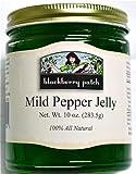 Blackberry Patch MILD PEPPER Jelly, 10 oz Jar