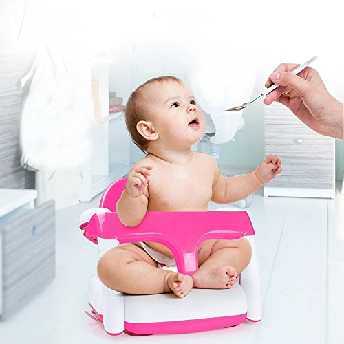 KARMAS PRODUCT Baby Bath Shower Fodable Safty Training Seat Chair ...