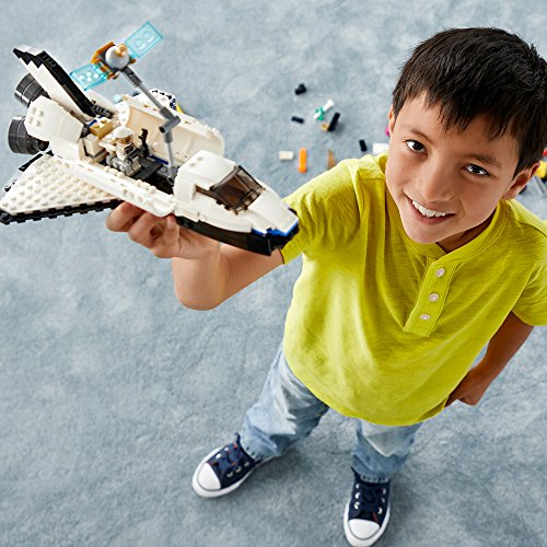 LEGO Space Shuttle Explorer 31066 Building Kit (285 Piece)