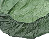Kwik-Cover 3072PK-GR 30'' X 72''  Kwik-Cover - Green Fitted Table Cover(1 full case of 50)