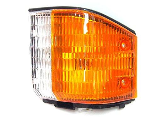 Front Turn Signal Indicator Corner Lamp, Left Side: