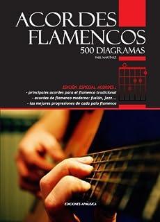 Acordes Flamencos, 500 Diagramas