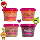 Fresh Bellies Rainbow Pack (variety pack featuring four different flavors!)