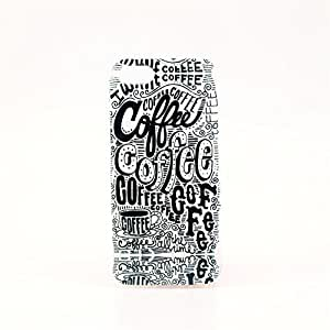 For iPhone 4sCase,[XYX] coffee Graphic, Soft Silicone TPU IMD Protector Skin Cover Case For Apple iPhone 4s+ cellphone mount