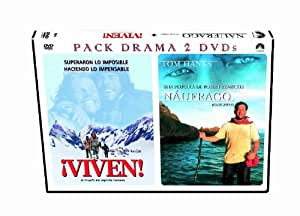 Viven + Naufrago [DVD]