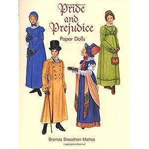 Pride and Prejudice Paper Dolls (Dover Paper Dolls)