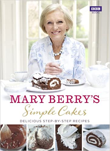 mary berry cake recipe books