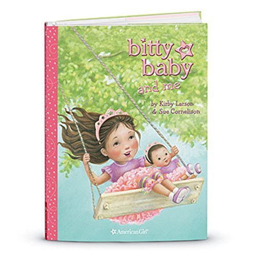 Amazon Com American Girl Bitty Baby Doll Light Skin Brown Hair