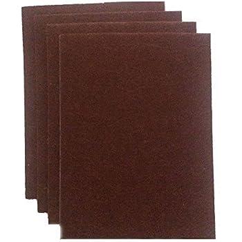 RERIVER 10-Pack Self-Stick Felt Pads 6