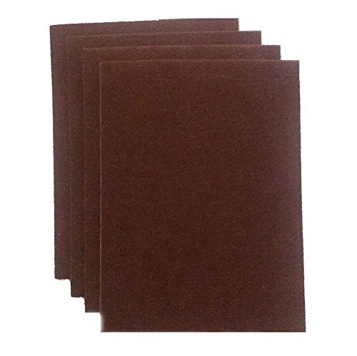 RERIVER 10-Pack Self-Stick Felt Pads 6