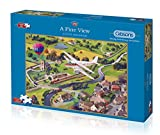 Gibsons a Fine View Jigsaw Puzzle (500 Pieces)