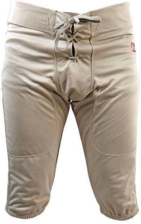 Barnett Fp 2 Pantalones De Futbol Americano Match Gris Amazon Es Deportes Y Aire Libre