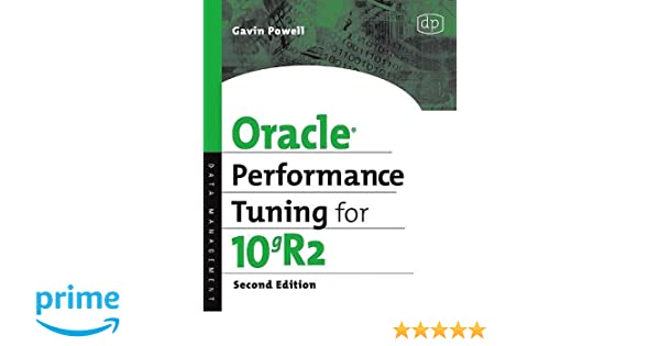 oracle high performance tuning for 9i and 10g powell gavin jt