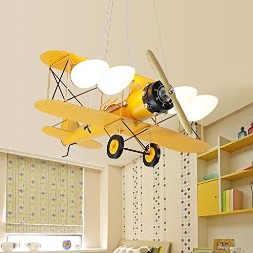 Chen Kinderzimmer Schlafzimmerleuchten Retro Kronleuchter Kreative