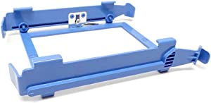 Genuine G8354 RH991 UH304 Dell Hard Drive Caddy For Select Dimension, OptiPlex, Precision, XPS, PowerEdge Systems Compatible Part Numbers: G8354, RH991, UH304