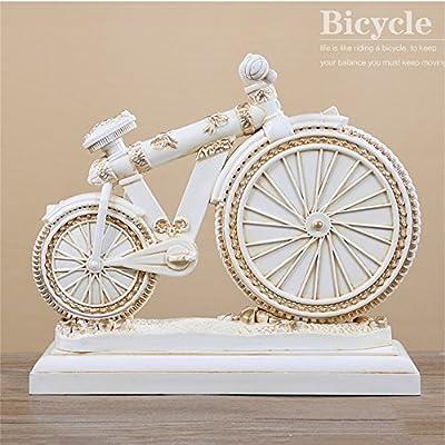 NYDZ Contador de Bicicletas Reloj de sobremesa Reloj silencioso de ...