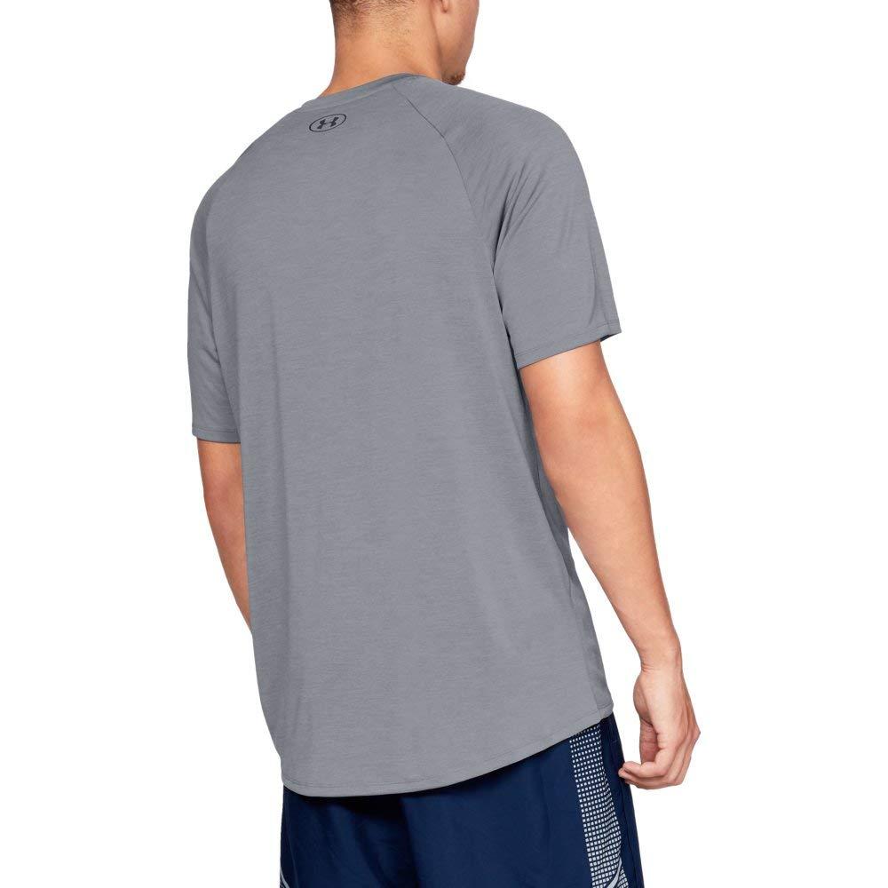 Under Armour Mens Tech 2.0 V-Neck Short Sleeve T-Shirt