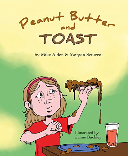 Peanut Butter and Toast cover