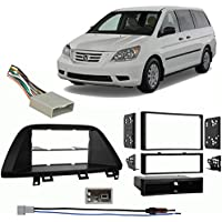 Fits Honda Odyssey 2008-2010 Multi DIN Stereo Harness Radio Install Dash Kit