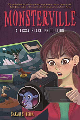 Monsterville: A Lissa Black Production -