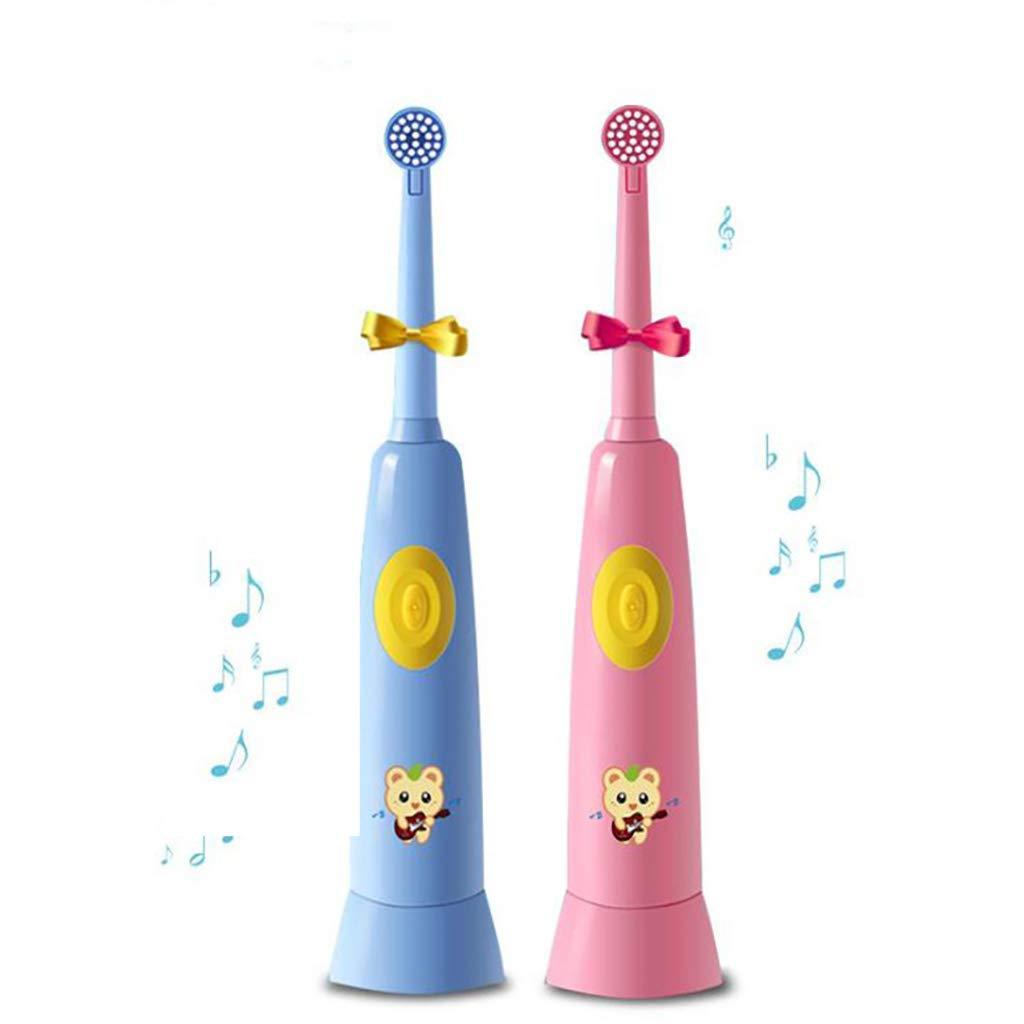 Cepillo de Dientes Eléctrico para Niños, Rotary Music ...