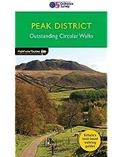 Pathfinder Peak District Outstanding Circular Walks (Pathfinder Guides)
