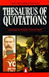 img - for International Thesaurus of Quotations (Penguin Reference) book / textbook / text book