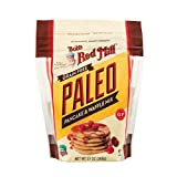 Bobs Red Mill Grain Free Paleo Pancake & Waffle Mix, 240 g
