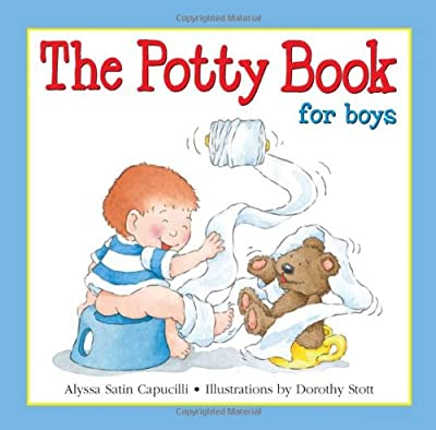 The Potty Book For Boys by Barron's Educational Series