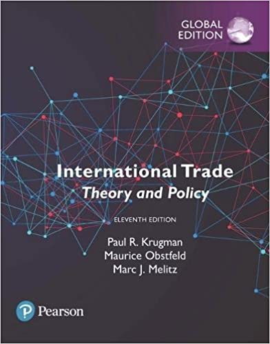 International Trade: Theory And Policy Plus Pearson Mylab Economics With Pearson Etext, Global Edition Epub Descargar Gratis