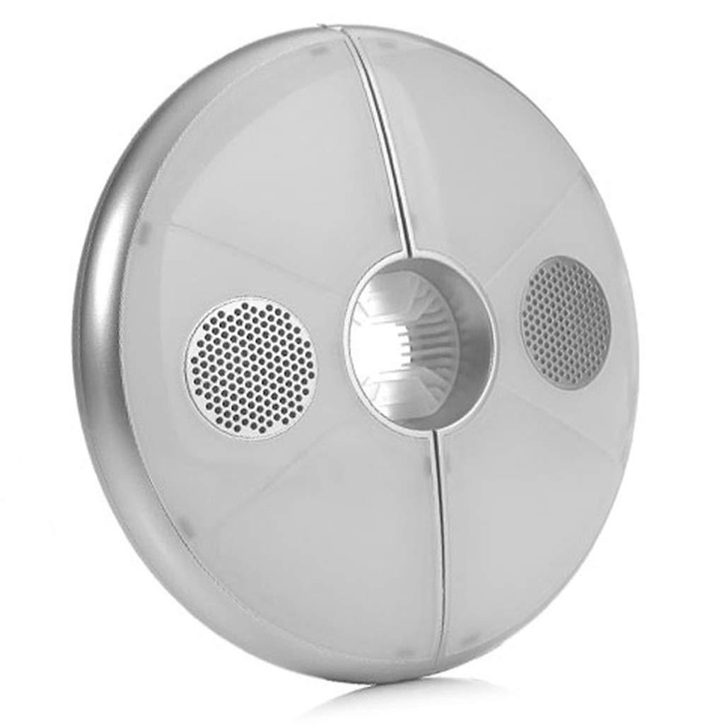 AOMEEG Outdoor LED Sun Umbrella Light, Bluetooth Speaker Emergency Charging Tent Light, RGB and Lighting Mode, USB Charging, Mobile Power Function