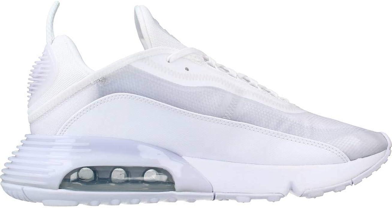 Nike Air Max 2090 Herren Sneaker Weiß BV9977-100 Freizeit Sport Schuhe Turnschuh