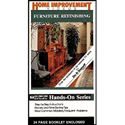 Furniture Refinishing (Home Improvement Series) [VHS]