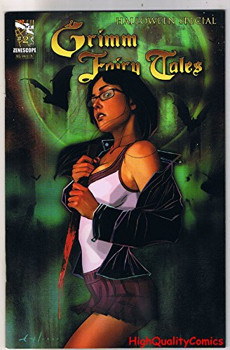 GRIMM FAIRY TALES HALLOWEEN Special #2, Good Girl, NM-, more GFT in store (Good Halloween Stores)