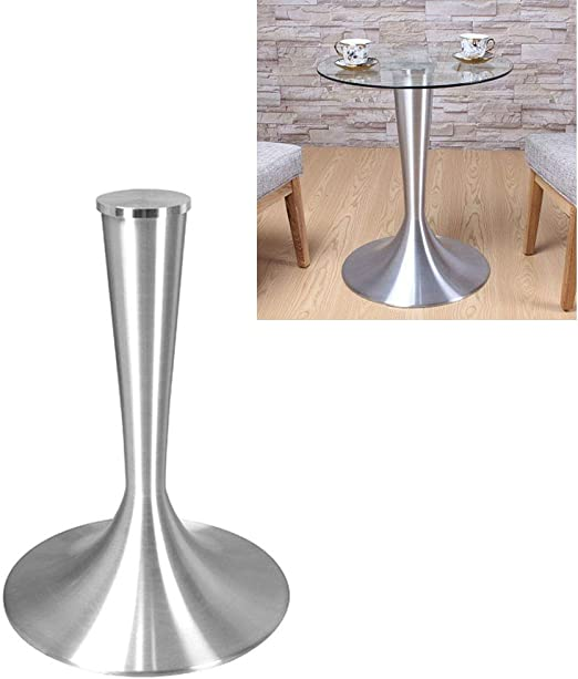 NWHJ - Base de Mesa para Mesa de Comedor de Cristal con Patas de ...